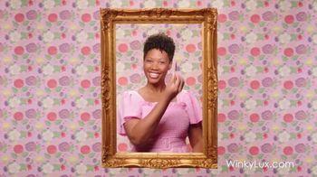 Winky Lux Uni-Brow TV Spot, 'Meet Winky Lux' - Thumbnail 1