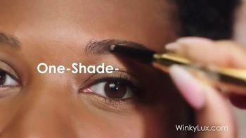 Winky Lux Uni-Brow TV Spot, 'Meet Winky Lux' - Thumbnail 2