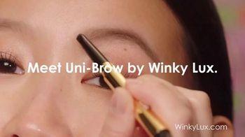 Winky Lux Uni-Brow TV Spot, 'Meet Winky Lux' - Thumbnail 4