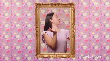 Winky Lux Uni-Brow TV Spot, 'Meet Winky Lux' - Thumbnail 6