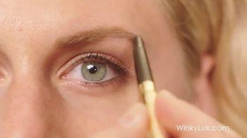 Winky Lux Uni-Brow TV Spot, 'Meet Winky Lux' - Thumbnail 7