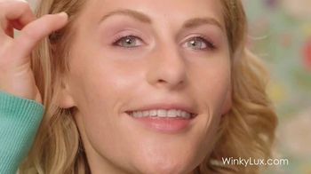 Winky Lux Uni-Brow TV Spot, 'Meet Winky Lux' - Thumbnail 8