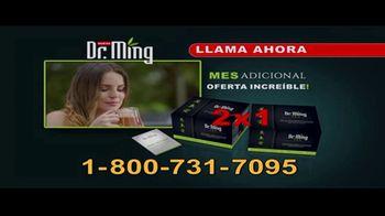 Dr. Ming Tea TV Spot, 'Baje de peso' [Spanish] - Thumbnail 8