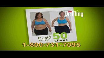 Dr. Ming Tea TV Spot, 'Baje de peso' [Spanish] - Thumbnail 4