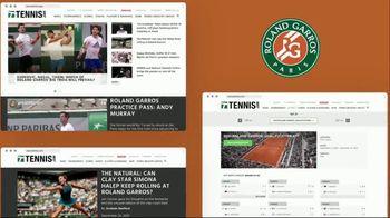 TENNIS.com TV Spot, 'All Things Roland Garros'
