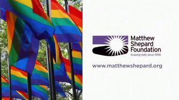 Matthew Shepard Foundation TV Spot, 'More Than Two Decades' - Thumbnail 9
