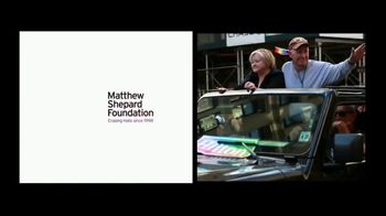 Matthew Shepard Foundation TV Spot, 'More Than Two Decades' - 58 commercial airings