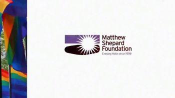 Matthew Shepard Foundation TV Spot, 'More Than Two Decades' - Thumbnail 8