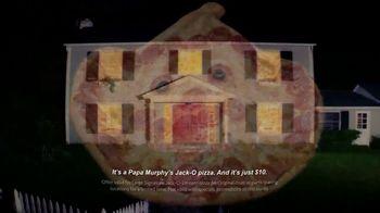 Papa Murphy's Jack-O-Lantern Pizza TV Spot, 'Emergency' - Thumbnail 6