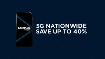 Spectrum Mobile TV Spot, 'Scientist: Save 40%' - Thumbnail 9