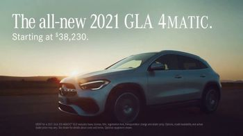 2021 Mercedes-Benz GLA TV Spot, 'Big' [T2]