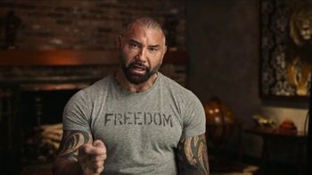 Biden for President TV Spot, 'That's Toughness' Featuring Dave Bautista