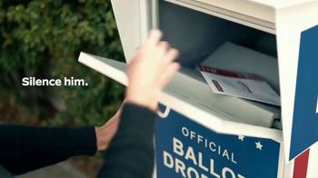 Biden for President TV Spot, 'Silence Him' - Thumbnail 9