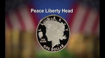 National Collector's Mint TV Spot, 'Cook Island Double Liberty Head Dollar'
