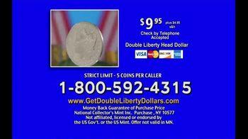 National Collector's Mint TV Spot, 'Cook Island Double Liberty Head Dollar' - Thumbnail 10