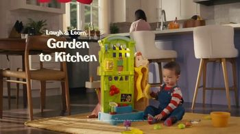 Fisher-Price Laugh & Learn Garden to Kitchen TV Spot, 'No Eyes'
