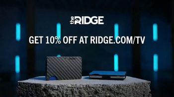 The Ridge Wallet TV Spot, 'Does More: 10% Off' - Thumbnail 10