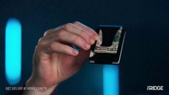 The Ridge Wallet TV Spot, 'Does More: 10% Off' - Thumbnail 4