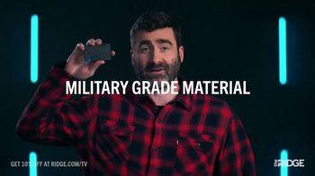 The Ridge Wallet TV Spot, 'Does More: 10% Off' - Thumbnail 5