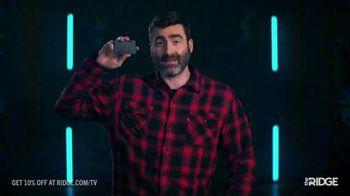 The Ridge Wallet TV Spot, 'Does More: 10% Off' - Thumbnail 7