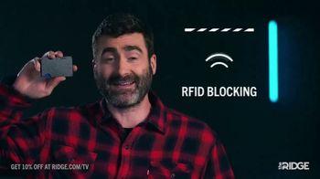 The Ridge Wallet TV Spot, 'Does More: 10% Off' - Thumbnail 8