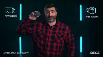 The Ridge Wallet TV Spot, 'Does More: 10% Off' - Thumbnail 9