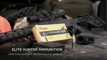 Sig Sauer TV Spot, 'Hunt Like a Warrior' - Thumbnail 5