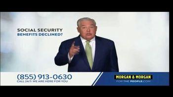 Morgan & Morgan Law Firm TV Spot, 'Denied: Wins More'
