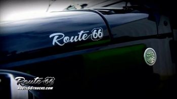 Route 66 Trucks TV Spot, 'Love of the Road'
