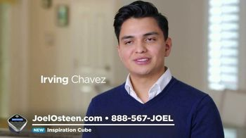 Joel Osteen Inspiration Cube TV Spot, 'Life-Changing Messages: Thank You' - 10 commercial airings