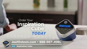 Joel Osteen Inspiration Cube TV Spot, 'Life-Changing Messages: Thank You' - Thumbnail 10