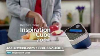Joel Osteen Inspiration Cube TV Spot, 'Life-Changing Messages: Thank You' - Thumbnail 2