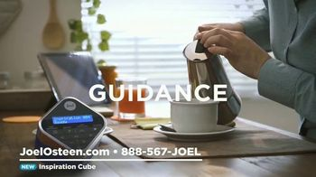 Joel Osteen Inspiration Cube TV Spot, 'Life-Changing Messages: Thank You' - Thumbnail 4