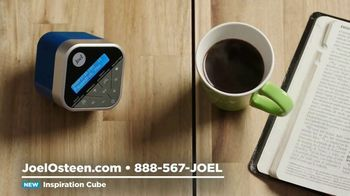 Joel Osteen Inspiration Cube TV Spot, 'Life-Changing Messages: Thank You' - Thumbnail 5