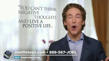 Joel Osteen Inspiration Cube TV Spot, 'Life-Changing Messages: Thank You' - Thumbnail 8
