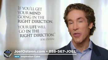 Joel Osteen Inspiration Cube TV Spot, 'Life-Changing Messages: Thank You' - Thumbnail 9