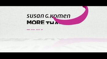 Susan G. Komen for the Cure More Than Pink Walk TV Spot, 'ABC 7: Touching Every Family' - Thumbnail 10