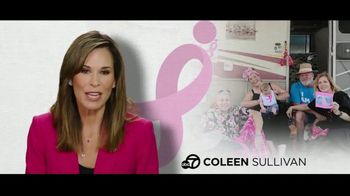 Susan G. Komen for the Cure More Than Pink Walk TV Spot, 'ABC 7: Touching Every Family' - Thumbnail 2