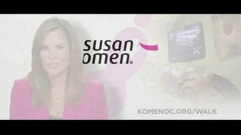 Susan G. Komen for the Cure More Than Pink Walk TV Spot, 'ABC 7: Touching Every Family' - Thumbnail 6