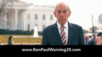 Stansberry & Associates Investment Research TV Spot, 'Ron Paul: Monetary Crisis'