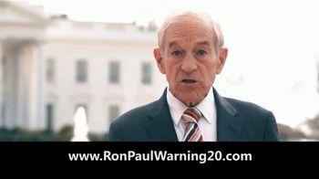 Stansberry & Associates Investment Research TV Spot, 'Ron Paul: Monetary Crisis' - Thumbnail 6