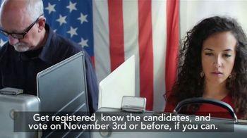 League of Women Voters Education Fund TV Spot, 'Tu voz. Tu voto: Make Yours Count' [Spanish] - Thumbnail 7