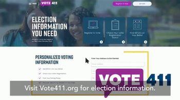 League of Women Voters Education Fund TV Spot, 'Tu voz. Tu voto: Make Yours Count' [Spanish] - Thumbnail 8