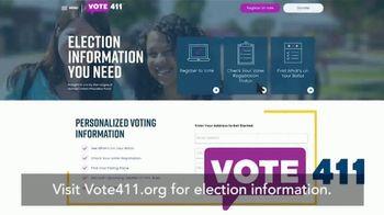 League of Women Voters Education Fund TV Spot, 'Tu voz. Tu voto: Make Yours Count' [Spanish] - Thumbnail 9
