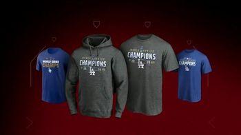 MLB Shop TV Spot, 'World Series Gear: Bring it Home' - Thumbnail 3