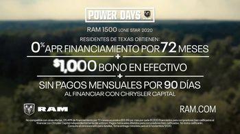 Ram Trucks Power Days TV Spot, 'Millas que recuperar' [Spanish] [T2] - Thumbnail 8