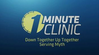 Tennis Channel TV Spot, 'One Minute Clinic: Down Together' - Thumbnail 1
