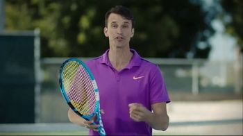 Tennis Channel TV Spot, 'One Minute Clinic: Down Together' - Thumbnail 3