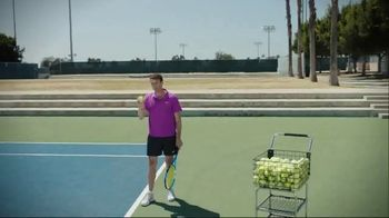 Tennis Channel TV Spot, 'One Minute Clinic: Down Together' - Thumbnail 4