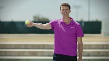 Tennis Channel TV Spot, 'One Minute Clinic: Down Together' - Thumbnail 5